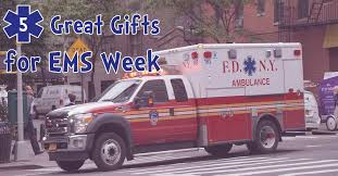 5 great gifts for ems week gifts for paracs and emts