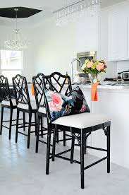 Superb A Review Of The Dayna Counter Stools From Ballard Designs In The Worn Black  Finish.