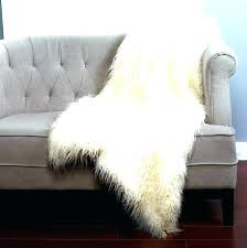 sheepskin how to clean rug white faux review nice ikea sheep chair cover creative places us