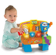 Fisher-Price Laugh \u0026 Learn Learning Workbench Best Toys For 1 Year Old Boys 2019 \u2022 Toy Review Experts