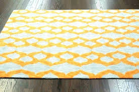 blue and orange area rugs bright rug leap frog rectangular mustard abstract green
