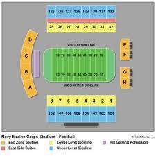 57 Complete Navy Marine Corps Stadium Diagram