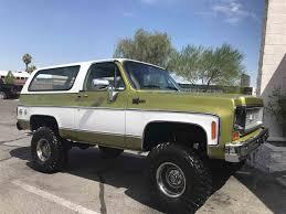 Blazer 97 chevy blazer for sale : 1974 Chevrolet Blazer for Sale | ClassicCars.com | CC-1017571