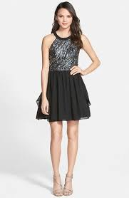 Free Shipping And Returns On Hailey Logan Sequin Halter