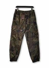 Supreme Pants Size Chart Louis Vuitton Supreme Lv Monogram Camo Track Pants