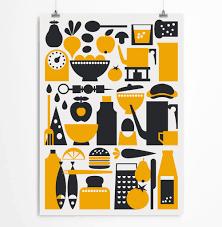 Yellow And Black Kitchen Decor Black Yellow Kitchen Decor Restylegraphic