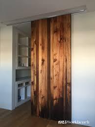 Reclaimed wood slab door | Barn doors | Pinterest | Slab doors, Wood ...
