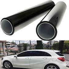 GOGOLO 2PCS 50x100cm <b>Black Car</b> Window UV Protection ...