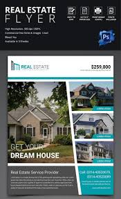 real estate flyer templates teamtractemplate s real estate flyer template 52 psd ai vector eps format p5v1sufm