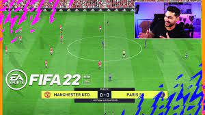 PLAYING FIFA 22 NEXT GEN ON PS5!! WHAT HAS CHANGED IN THE GAMEPLAY &  GRAPHICS? - YouTube