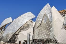 architectural buildings designs. Fine Architectural Fondation Louis Vuitton Paris France Intended Architectural Buildings Designs