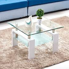 coffee table with chrome legs white high gloss glass coffee table square side end table 2 coffee table with chrome