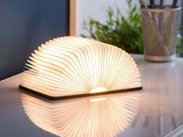 Mood Lamp Book Light Mood Book Lamp