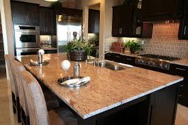 stylish kitchen countertop