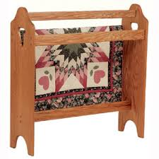 Quilt Racks Archives - Home Wood Furniture & Traditional Quilt Rack Adamdwight.com