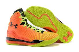 under armour shoes stephen curry orange. under armour clutchfit drive stephen curry shoes orange green