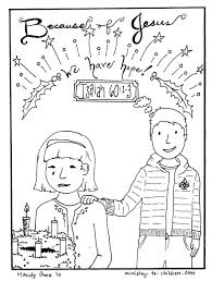 In coloring sheets of preschool coloring activities we will read a story about colors. Christmas Coloring Pages Jesus Gives Hope Free Printable
