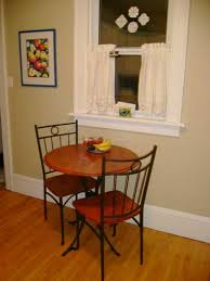 7 tricks how to maximize small spaces dining room with regarding 30 inch round table plans