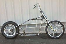 rigid frame motorcycle frames for harley davidson sportster 883 ebay