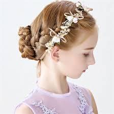 楽天市場ヘアアクセサリー ヘッドドレス 子供 花冠 ヘッドアクセサリー