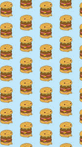 cheeseburger wallpaper. Plain Cheeseburger Cheeseburger  Tap To See More Cute Food Cartoon Wallpapers  Mobile9  Food Background On Wallpaper