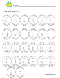 Worksheets. Alphabet Tracing A Z. Opossumsoft Worksheets and ...