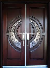 Buy Double Doors 100 Mahogany Tiffany Wood Door Exterior Front Entry Double House