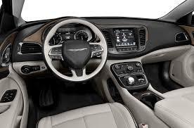 chrysler 200 2015 interior. 2015 chrysler 200 sedan lx 4dr front wheel drive photo 4 interior
