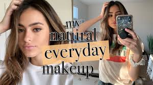 my everyday makeup look cal makeup tutorial