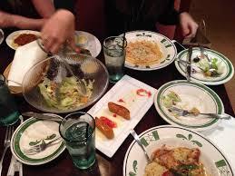 Olive Garden Kitchen Olive Garden Restaurant Review Business Insider