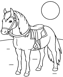 Print horse coloring pages for free and color our horse coloring! Coloring Pages Of Horse 21 Best Coloring Pages Of Horses Find Wonderful Clipart Vanya Mylaserlevelguide Com