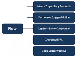 Cureus High Flow Nasal Cannula Mechanisms Of Action And