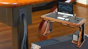 computer desk cord management with wire s system glass computer desk cord management