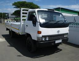 Toyota Dyna used 4ton dropside truck for sale | Junk Mail