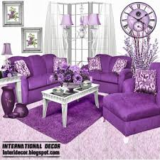 Purple Living Room Chairs Purple Living Room Best White Ideas With Furniture And Velvet Sofa