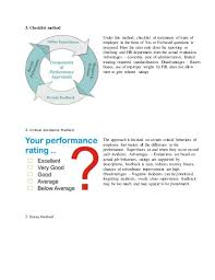 balanced scorecard performance appraisal disadvantages rater s biases 4