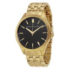 armani exchange men s ax2145 goldtone stainless steel quartz watch armani exchange men s ax2145 goldtone stainless steel quartz watch