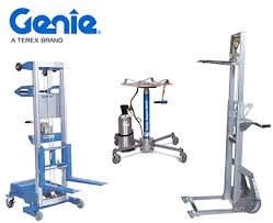 genie lift logo. genie® lift™, load lifter™, super hoist™, tower™, superlift™ advantage, contractor. genie lift logo