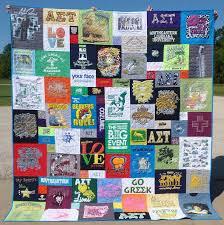 13 Steps Towards Making the Perfect T-Shirt Quilt | Shirt quilts ... & 13 Steps Towards Making the Perfect T-Shirt Quilt | Shirt quilts, Craft and  Sewing projects Adamdwight.com