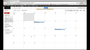 more calendars google calendar tutorial 2013 sharing calendars youtube