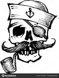 Piraat Doodshoofd Information And Ideas Herz Intakt In Kleurplaat