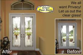 glass double front door. View Larger Image Entry Doors With Glass Double Front Door E