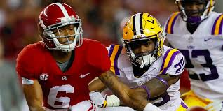 Lsu Vs Alabama Depth Chart Notes And Stat Pack