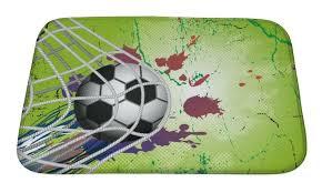 soccer rug soccer rug
