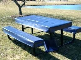 picnic table covers a fitted picnic table covers picnic table covers and pads picnic table covers