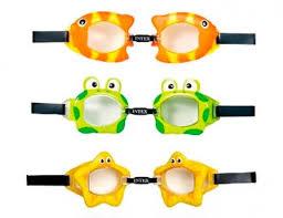 Очки для плавания <b>Intex</b> от 3 до 8 лет 55603 Артикул 229129 ...