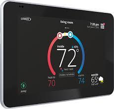 lennox xc25 price. Wonderful Price IComfort S30  Ultra Smart Thermostat WiFi Controlled Lennox In Xc25 Price
