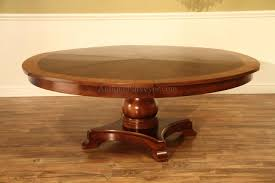 large round mahogany jupe dining table seats uk glass room dining room with post exciting