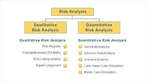 Qualitative Risk Analysis Matrix Example Template Project Management ...