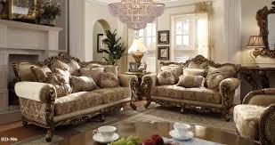 Italian Style Furniture Living Room Sofa Set